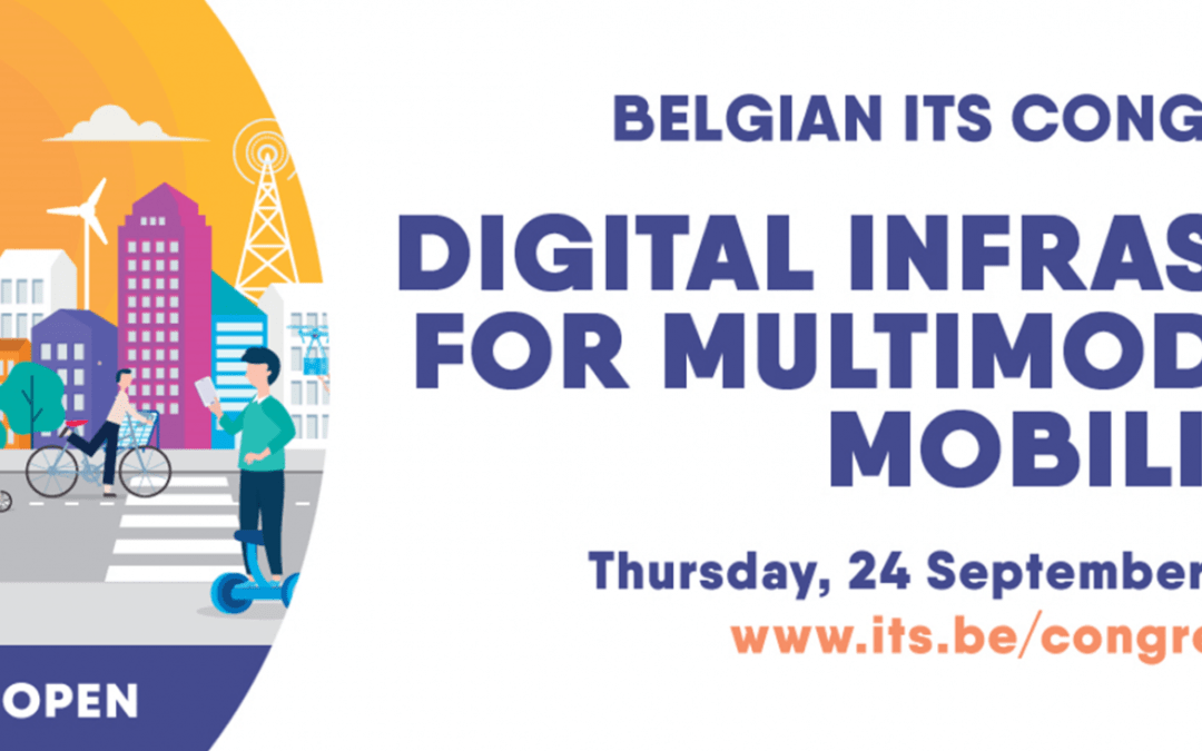 Icoms Detections will take part to the virtual Belgian ITS congress